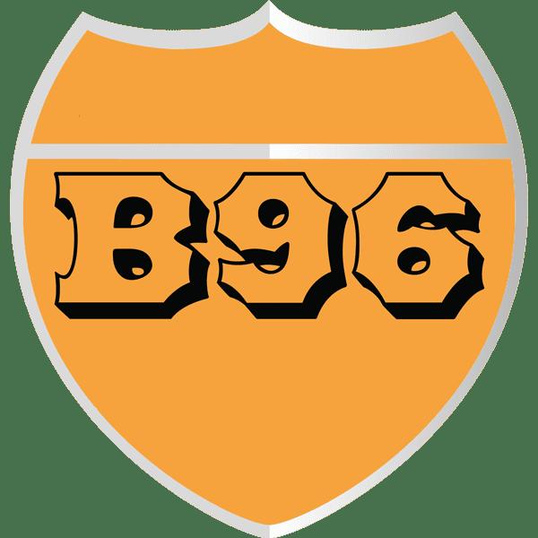B96 för släp